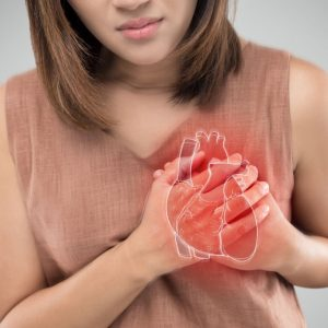 Women and heart disease