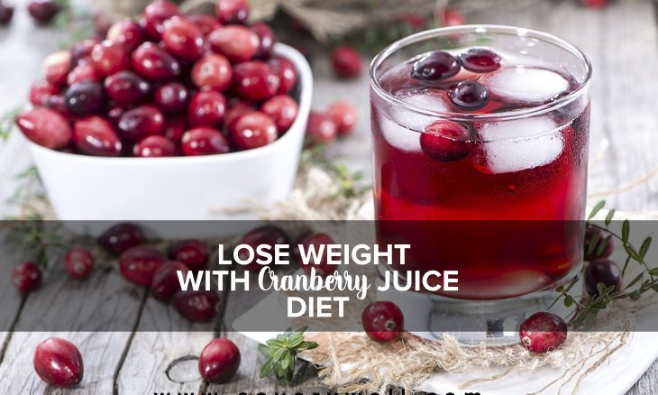 ranberry Juice Diet